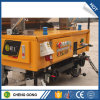Automatic Wall Cement Mortar Plastering Machine