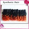Factory Price Aaaaa Grade Synthetic Hair Extension for Black Women