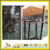 Grade a Quality Portoro Gold Marble for Kitchen