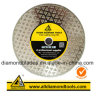 Electroplated Diamond Saw Blade for Cutting Marble Granite