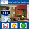 Hualong White Bamboo Carbon Atoms Net Aldehyde Interior Wall Paint