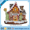 OEM Resin Decoration Cake House Ornament Christmas Decor