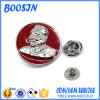Fashion Full of Crystal  Promotion Enamel Custom Metal Lapel Pin Badge