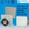 Middle East Market Good Selling Products Thermoduric Plastic Industrial Electrical Air Exchange Fan with Filter (LFB5000)