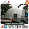 14m Diameter Waterproof Geodesic Dome Tent with Galss Doors for Events