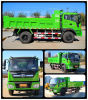 Foton Euro III Tipper Truck with Fast 10js90A Gear Box