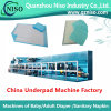 Efficient Stable Hygienic Under Pad Machine with High Speed (CD150-FC)
