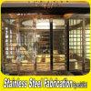 Keenhai OEM Bespoke Display Stainless Steel Wine Rack
