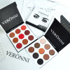 Professional 9 Colors Mette Eyeshadow Palette