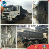 Used 8*4-Left-Hand-Drive Sweden-Make Front-Lifting 30~40ton-Load Volvo FM8 Tipper Dump Truck