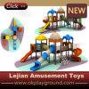 LLDPE Material Children Outdoor Playground for Park (X1505-10)