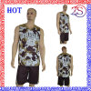 Camo Basketball Jersey Sublimated Custom Design Basketball Jerseys Sportswear