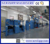 Full-Auto Feedbacl Physical Foaming Cable Wire Extruder Machine