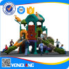 Kids Outdoor Playground Small Soft Playground with Plastic Slide (YL-Y063)