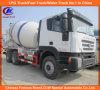 Genlyon Iveco Mobile Mixer Truck for Concrete Mixer Trailers