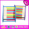 2015 Fantastic Kids Wooden Math Abacus Rack Toy, Children Wooden Abacus Counting Frame, Wooden Abacus Beads Toy Wholesale W12A012