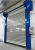 High-Speed Door with Hard Meta, Roll-up Door Blueprint