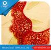 100% Cotton Crotch Chemical Lace Fabric