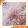 Building Material Glazed Inkjet Ceramic Floor Tiles with Red Pattern