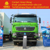 Cimc 3 Axle Low Bed Semi Trailer with Spring Ramp Hydraulic Ramp Ladder