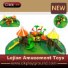 Children Outdoor Playground Equipment for School Amusement Park (X1505-3)