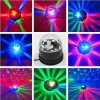 Professional Disco Light 6PCS 3W Mini LED Crystal Magic Ball