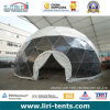 5-30m White and Transparent PVC Geodesic Dome Event Tent for Sale