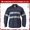 Breathable Mechanic Reflective Tape Work Shirts Wholesale