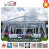 10X15m High Class Clear Wedding Tent with Transparent PVC Sidewalls