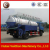High Pressure Cleaning and Sucking Tank Truck