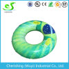 PVC Green Inflatable Adelt Swim Ring