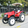 70HP Tractor with Farming Use Implements