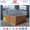 13FT Heavy Duty Hot DIP Galvanized Sliding Horse Front Horse Stalls with Bamboo