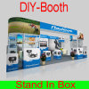 Aluminium Maxima Reusable DIY Customized Exhibition Booth