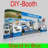 Aluminium Maxima Reusable DIY Customized Exhibition Booth