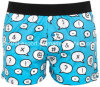 New Print Design Cotton Men′s Boxer Brief Underwear
