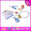 2015 New Design Beautiful Role Play Doctor Set Toy, Education Kids Wooden Doctor Set Toy, New Type Toy Doctor Kit on Sale W10d107
