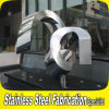 2016 Best Selling Stainless Steel Abstract Sculpture Fabrcation