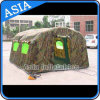 Waterproof Military Large Outdoor Inflatable Luxury Family Camping Tent, Inflatable Tent for Party