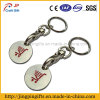 2016 Fashion Custom Supermarket Trolley Coin with Key Holder