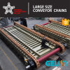 Nonstandard Heat Treatment Customerized Apron Feeder Conveyor Chain (WB1800)