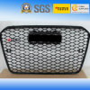 "Auto Car Front Grille for Audi RS5 2013"" with Silver"