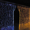 Christmas Decoration LED Curtain Light with Different Colors