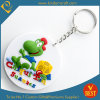 High Quality Factory Price China Customized Logo 3D Soft PVC Key Chain or Ring for Gift