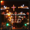 LED Across Street Motif Illuminate Lighting for Diwali Street Lighting