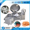 Zkzb-200 Industrial Meat Bowl Chopper Machine for Commercial Meat Cutting