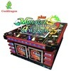 2017 Arcade Amusement Fish Game Table Gambling