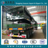 Side Wall Semi Truck Fence Cargo Trailer for Sale