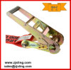"""Ratchet Strap W/ Chain Extensions 3"""" X 40′ Red"""