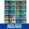 Self Adhesive Anti-Fake Label Secure Genuine Transparent Hologram Sticker
